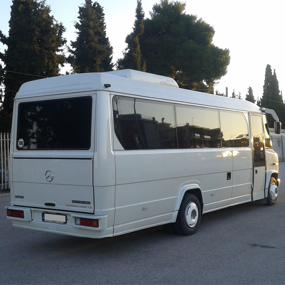 Πούλμαν - Mercedes Benz Vario 818 Long